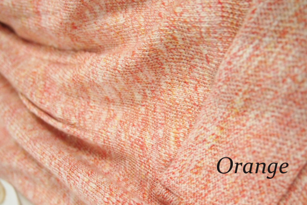 isato design works (イサトデザインワークス) メランジニットカーディガン|綿カーデ|レディース(14ss)【送料無料】