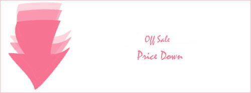 sale off セール プライスオフ %off